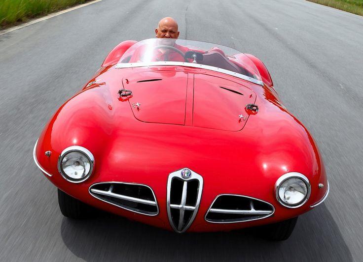 Alfa-Roméo Touring Disco-Volante