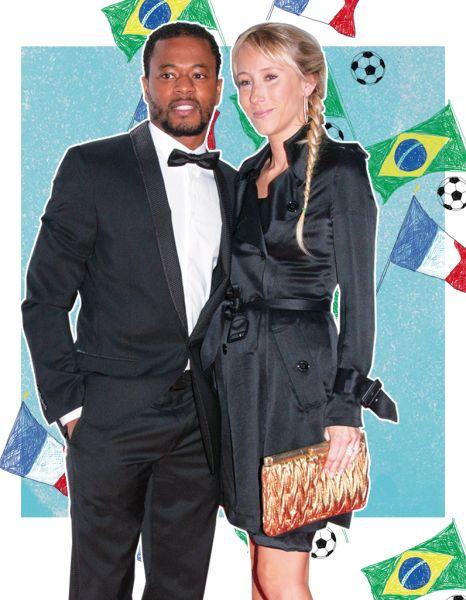 Certaines sont célèbres, d'autres préfèrent rester dans l'ombre. Marine, Lennie, Sandra, Camille…  Découvrez les épouses des Bleus, qui vont mettre du glamour dans les gradins. http://www.elle.fr/People/La-vie-des-people/News/Bresil-2014-qui-sont-les-femmes-des-footballeurs-de-l-equipe-de-France