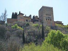 Alhambra, Granada, España, Andalucia