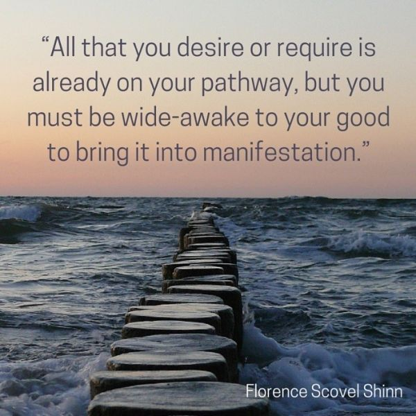 Florence Scovel Shinn - The Woman Who Introduced Louise Hay To New Thought by Florence Scovel Shinn - HealYourLife