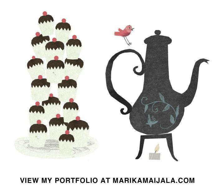 Maija Poppanen – Mary Poppins by M A R I K A M A I J A L A at Coroflot.com