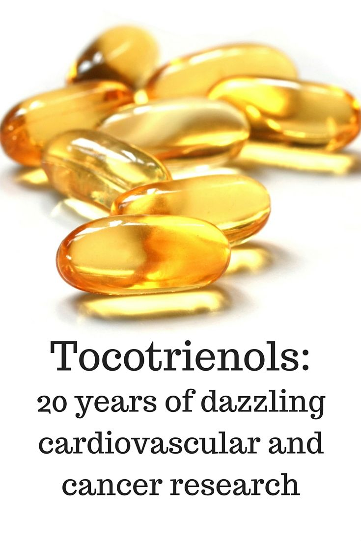 26 best Vitamin E Tocotrienols images on Pinterest | Nutrition ...