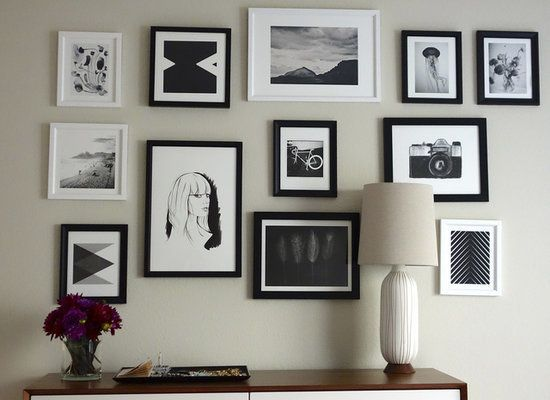 A Step-by-Step Guide to Creating Your Dream Gallery Wall