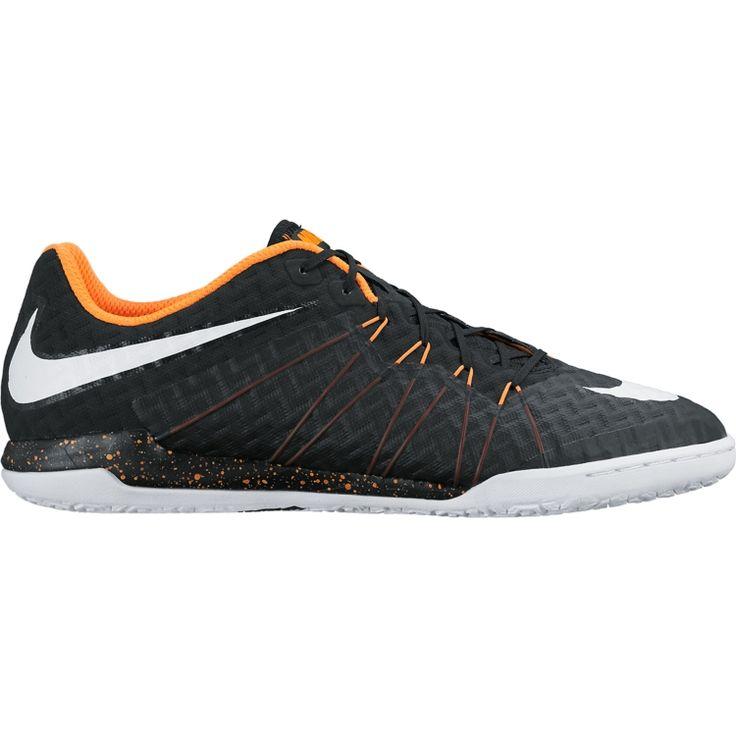 Nike Soccer Men White/Brilliant Orange Model:510