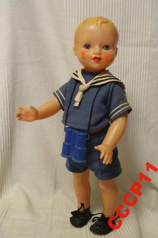 Кукла  -СССР