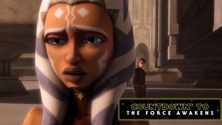 """Why Ahsoka Tano Is the Best Thing to Happen to Star Wars in 20 Years"" by Lauren Davis 12/16/15"