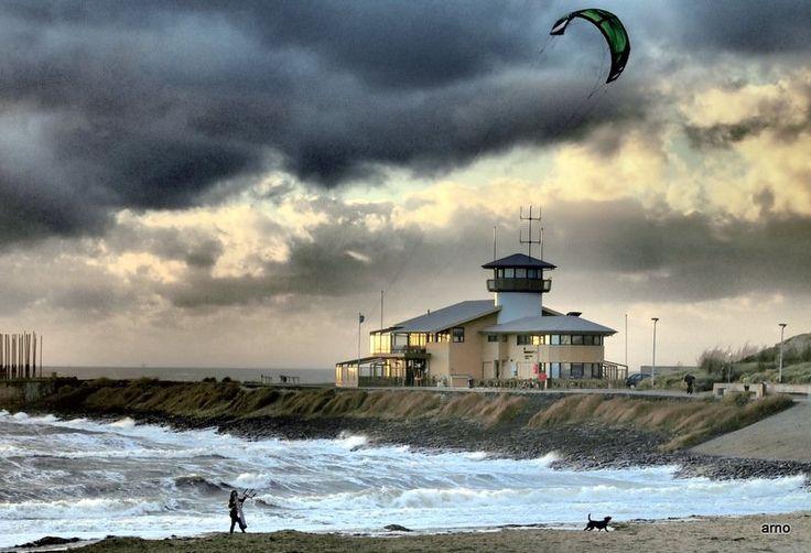 Vlissingen windkracht 9