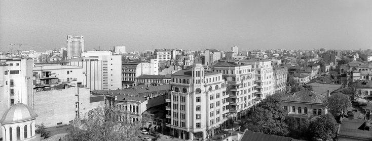 Panorama centrul vechi