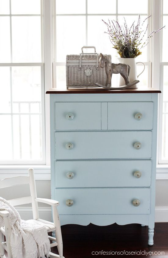 Best 25 Antique Painted Furniture Ideas On Pinterest