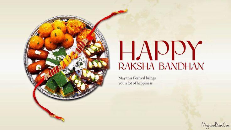 Happy Raksha Bandhan (Rakhi) Quotes With Cards