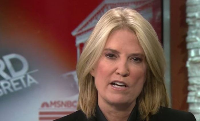 Greta Van Susteren Gets The Boot At MSNBC As Ari Melber To Replace Her At 6 PM. THATS WHAT HAPPENS WHEN YOU TRAFFIC FOX NEWS BULLSHIT FOR YEARS. SHE SHOULD NEVER HAVE BEEN CONSIDERED IN THE FIRST PLACE. THANK YOU MSNBC FOR GETTING RID OF HER !