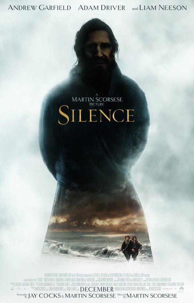 Martin Scorsese film | Starring Liam Neeson, Andrew Garfield, Adam Driver | Drama, History | Silence (2016)