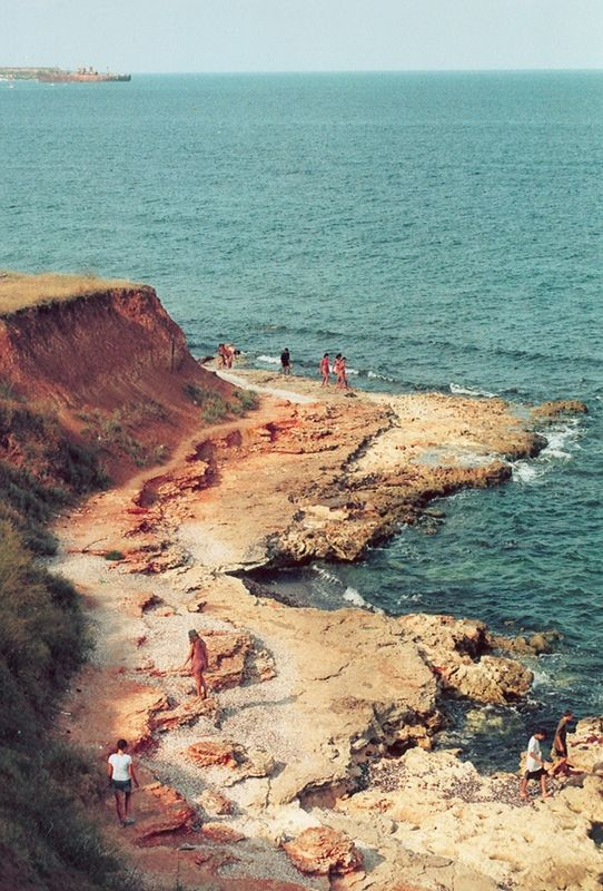 black sea coast romania beaches Costinesti-3