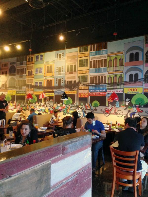 Designing, Building and Opening Vietnamese Pho Restaurants