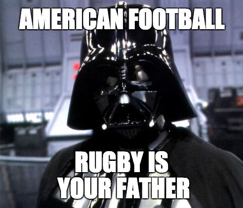American Football - Rugby Is Your Father