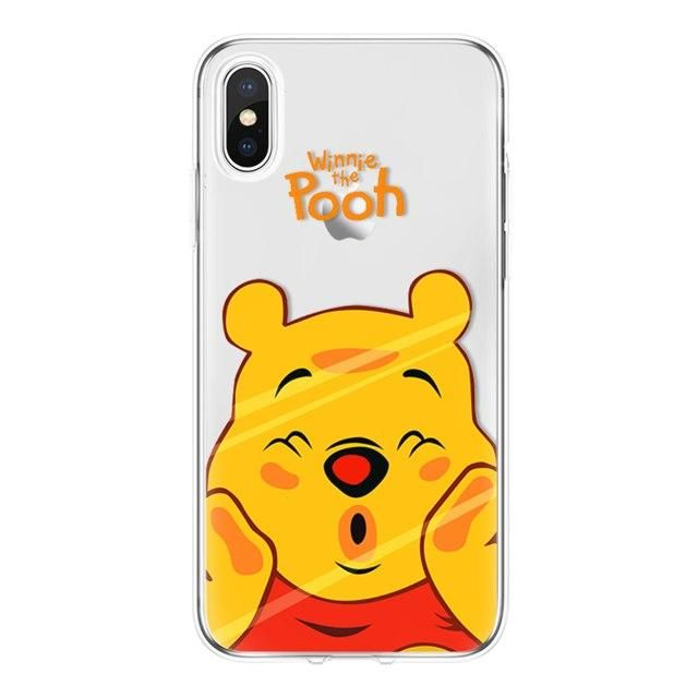 Disney Characters Case Cover for iPhone 6 7 8 plus x xs xr