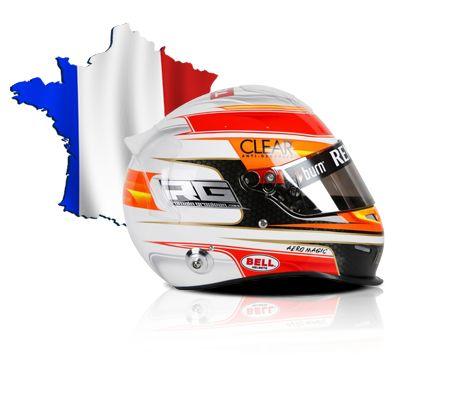 #RomainGrosjean