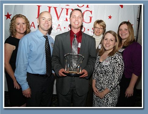 Best of Living Awards 2011... Overall Community Excellence, Leasing and Marketing Excellence, and Maintenance Excellence!!!