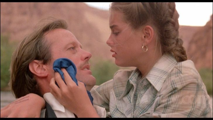 From 1979 39 Wanda Nevada 39 Peter With Brooke Shields Just