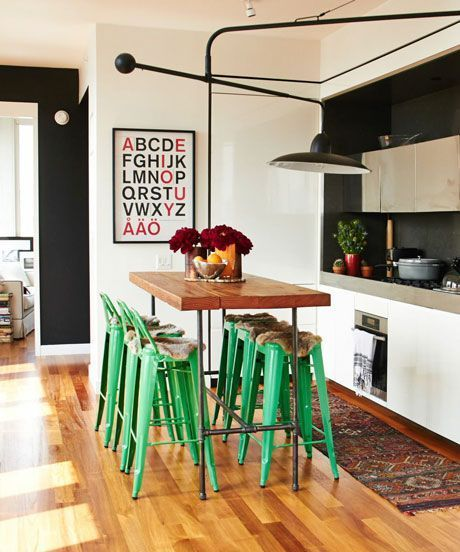 Eat In Kitchen Furniture: Best 25+ Tall Kitchen Table Ideas On Pinterest