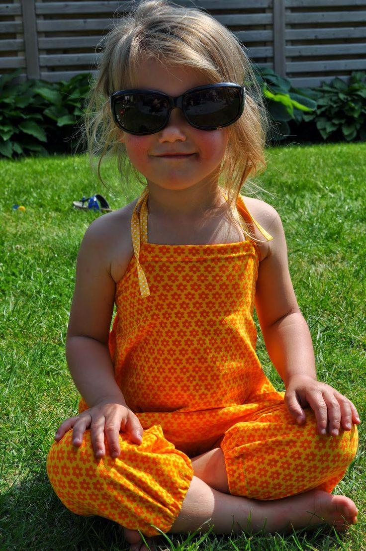 jumpsuit tricot -Mlle Belle-
