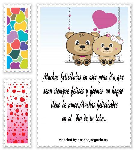 frases por matrimonio con imàgenes,descargar bonitas frases por matrimonio: http://www.consejosgratis.es/frases-bonitas-para-una-boda/