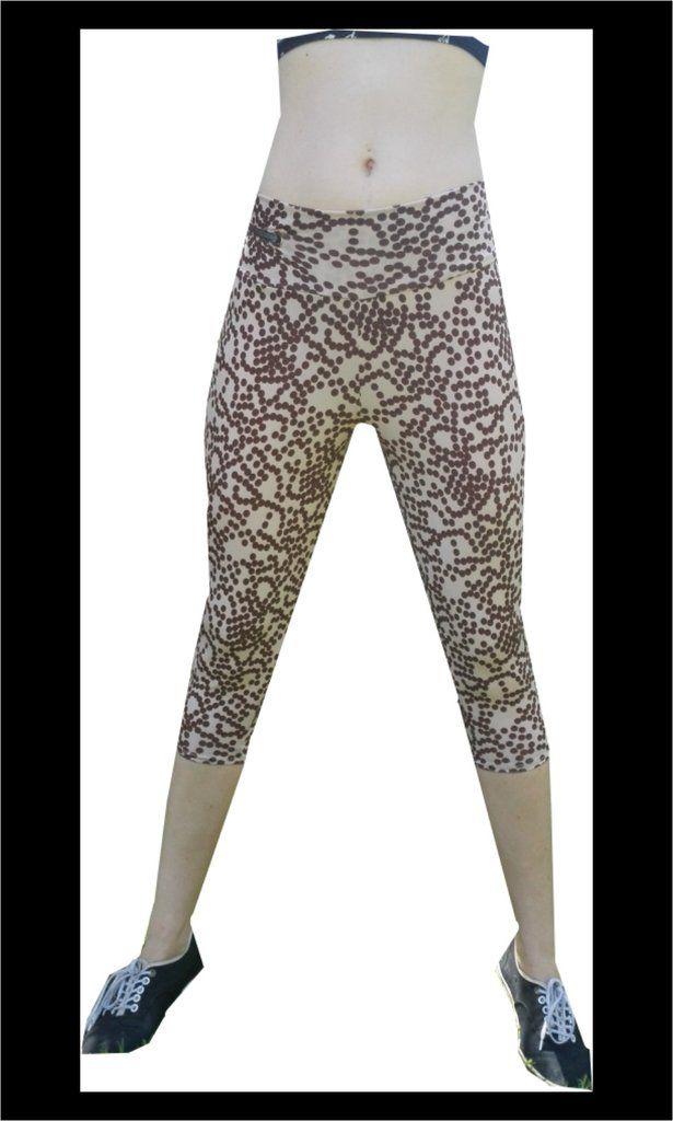 Runner's 3/4 Training Pants Sewing Pattern, Athleisure Fashion
