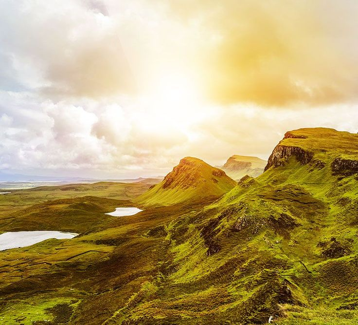 Reisetipps für Schottland - die grüne Seele Großbritanniens - Berge & Meer