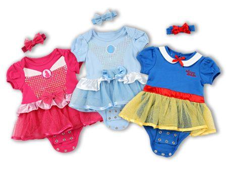 Disney baby onesies!