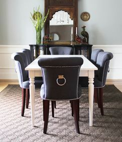 For The Home Pinterest Chairs Elegant Dining And The Chair
