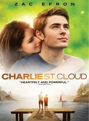 Charlie St.Cloud Movie Used DVD 2010 UPC025192050091 Zac Efron, Kim Basinger, Ray Liotta