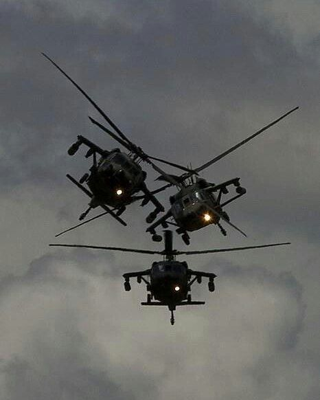 Black Hawks UH-60
