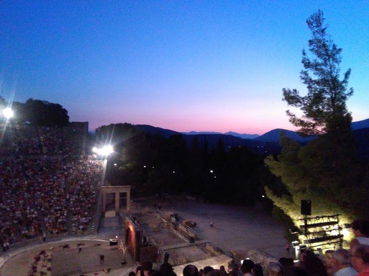 Ancient Epidaurus