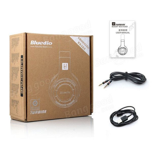 Bluedio HT Wireless Bluetooth 4.1 Stereo Headset Earphone Headphone Sale - Banggood.com