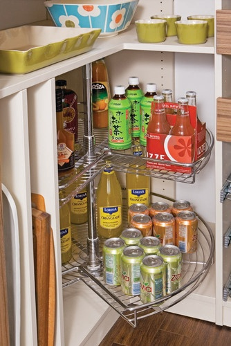 Best Walk In Pantry With Corner Carousel Home Pinterest 400 x 300