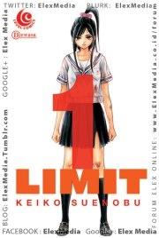 """""""Kupikir aku hidup dengan pandai sampai hari itu...""""     Mizuki Konno berada dalam grup yang jadi pusat perhatian di kelas yang diketuai Sakura Himezawa dan hidup sebagai yang kuat.     Tapi, sesuatu yang terjadi dalam perjalanan acara kelas mengubah drastis kehidupannya! Apa yang terjadi pada Konno, dkk!?    LC: LIMIT vol. 01 ; Harga: Rp. 20.000 Terbit: 14-Nov-12"""