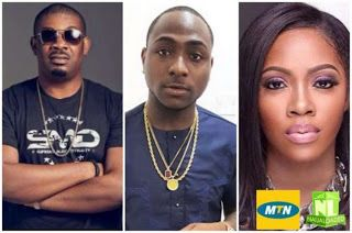 MTN Drops Don Jazzy Davido Tiwa Savage And More As Ambassadors   Whatsapp / Call 2349034421467 or 2348063807769 For Lovablevibes Music Promotion   MTN has revealed their line up of ambassadors for 2016/17 confirming reports that there has been a major reshuffle by the telecoms giant. There were rumors that the company had dropped a number of its major big names including Davido and Don Jazzy. This has now been confirmed by the company in a new press release. The press release reads in part…
