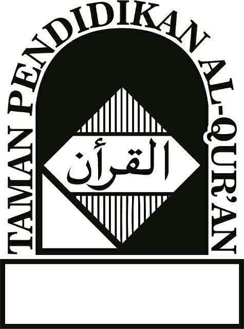 Template Logo Tpa Taman Pendidikan Al Quran Desain Logo Desain Pamflet Desain Banner