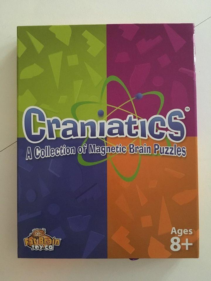 Fat Brain Toys Craniatics Denksportaufgaben Lernspiel, 13€