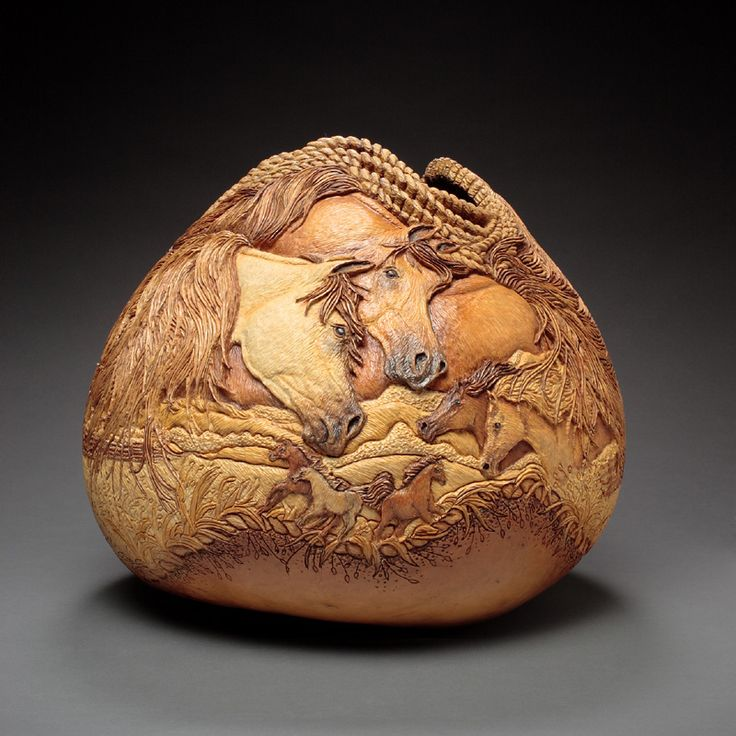 Best gourd art images on pinterest