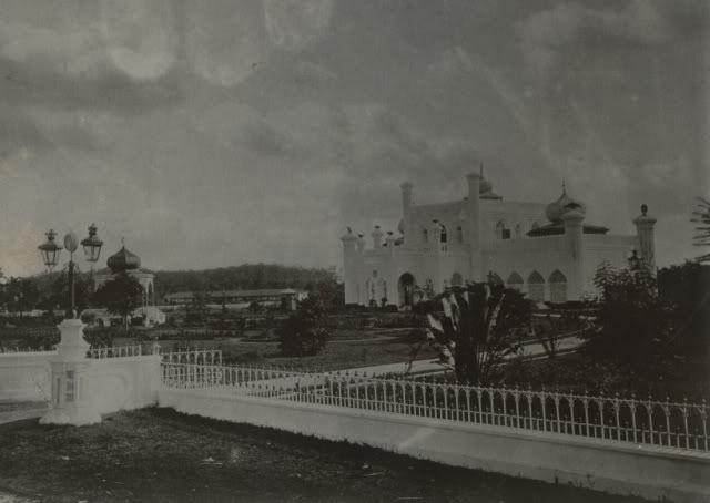 Riau    Istana Siak Sri Indrapura 1905