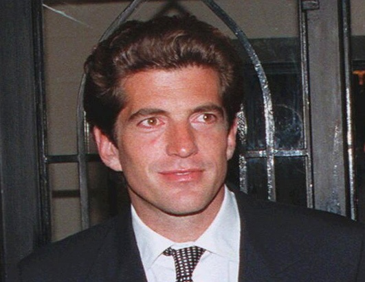 John Fitzgerald Kennedy, Jr. (1960–1999)  plane crash