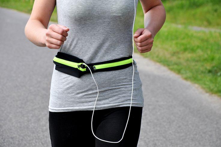 Sportowy pasek do biegania