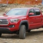 2016 Tacoma has come with a strong foundation.