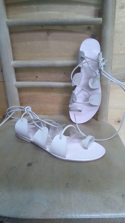 Obucar Milos - rucno radjena obuca od koze/handmade leather shoes  +381642696238 #rimljanke