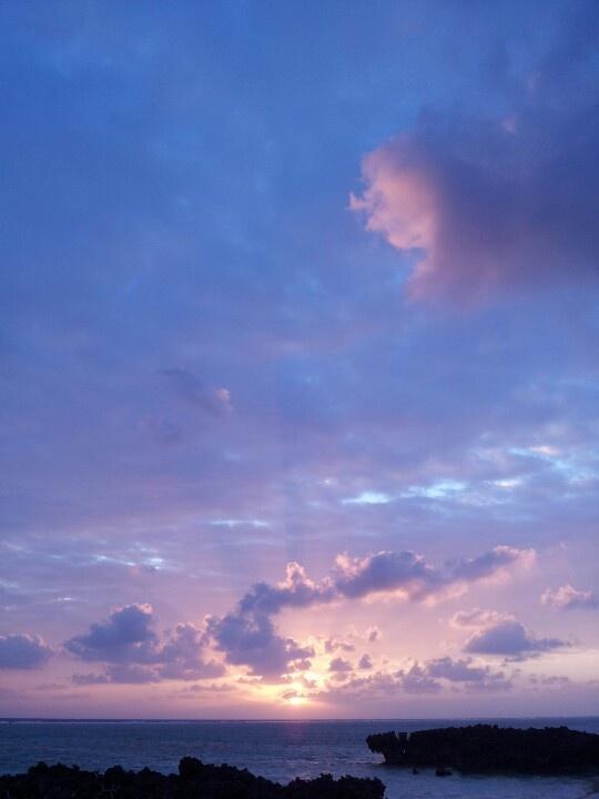 Sunrise yoron