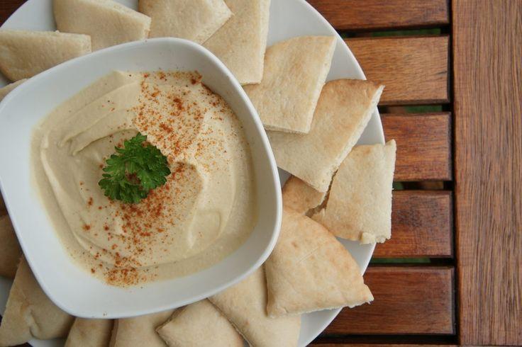 Ricette vegetariane: Hummus di ceci