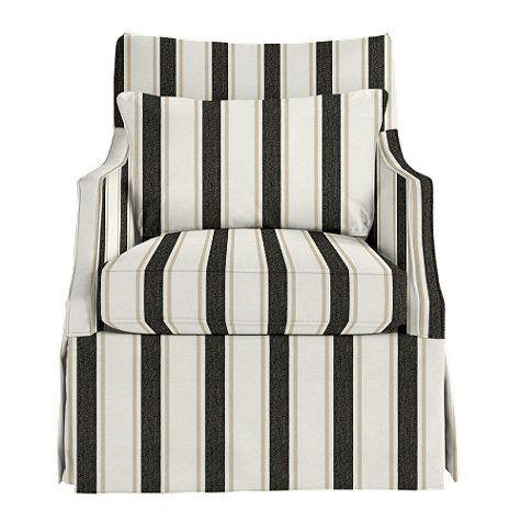 Larkin Club Chair, $699 $1,128, Ballard Designs