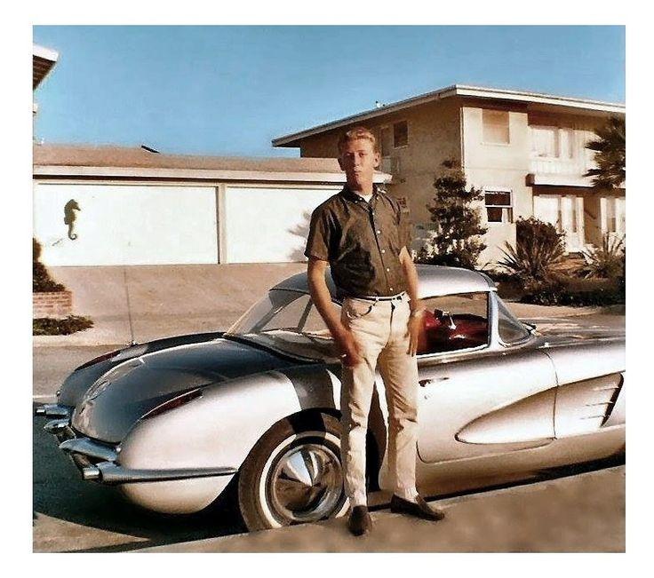 '59 Corvette C1 guy…