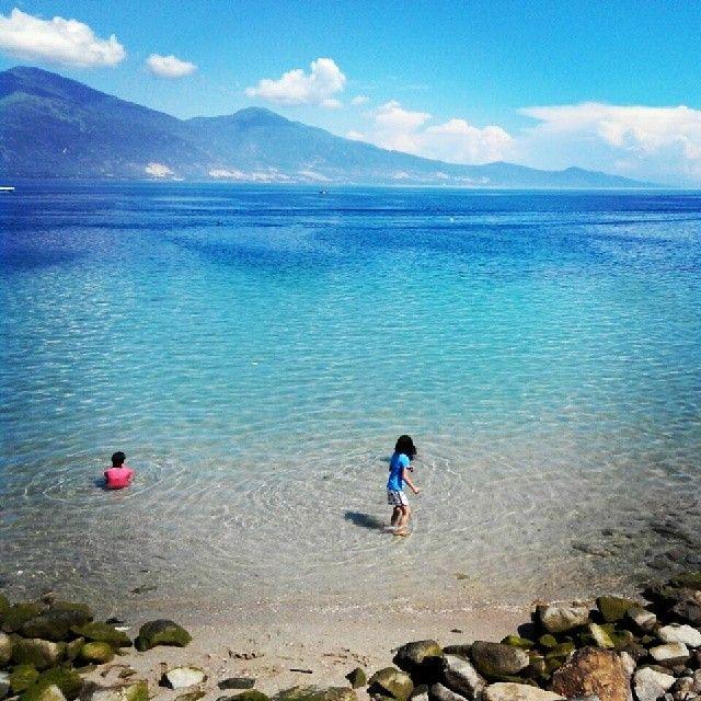 Donggala beach, Palu, Indonesia | Photo credits: Taufik Hidayat